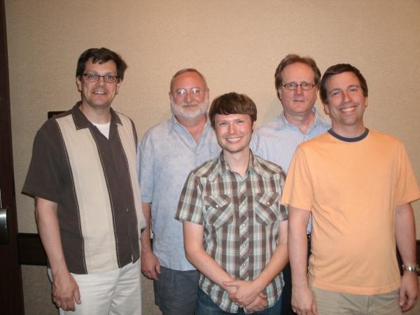 Rich Alifantis, Randy Glancy, David Saenger, William A. Underwood, Ken McMullen