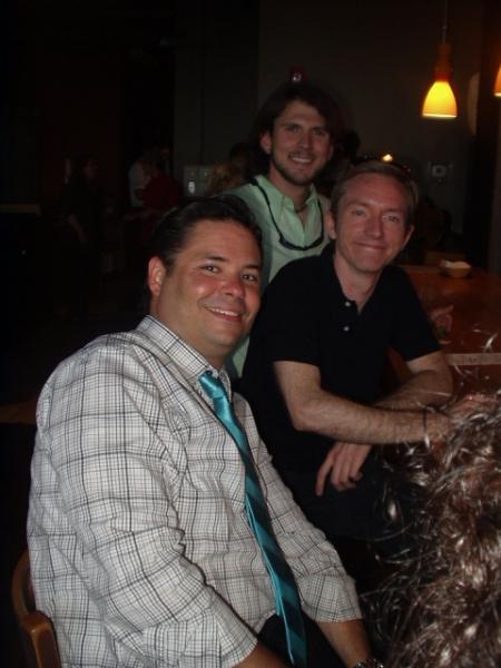 Dietz Osborne, Trey Palmer and Nate Eppler