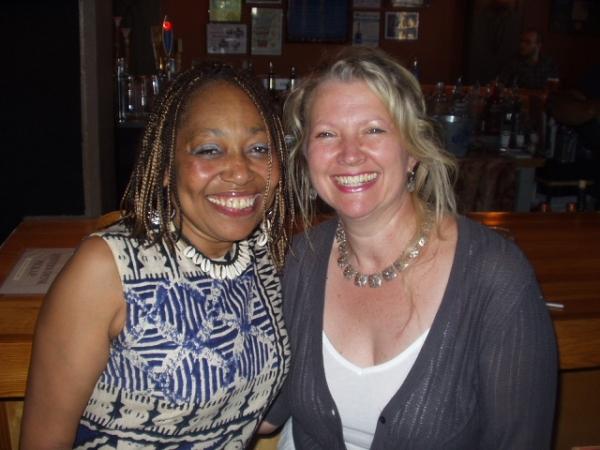 Helen Shute Pettaway & Carolyn German