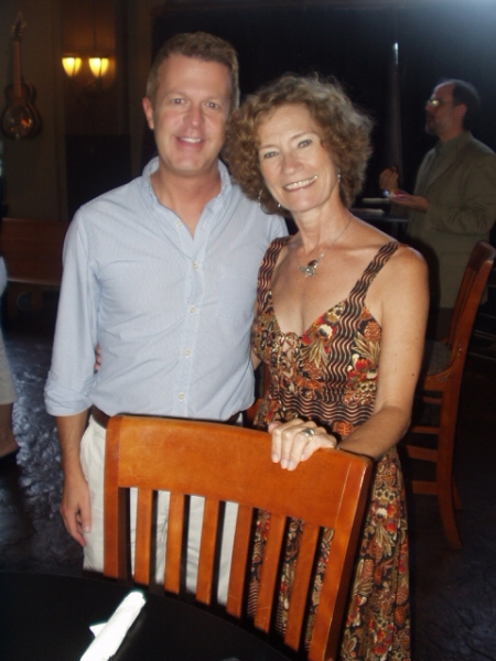Photo Coverage: First Night: The Preview Party at The Listening Room Cafe