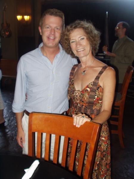 Daron Bruce & Pam Atha