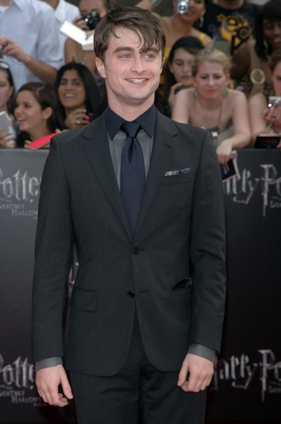 Photo Coverage: Daniel Radcliffe, Alan Rickman & More at the HARRY POTTER AND THE DEATHLY HOLLOWS NYC Premiere
