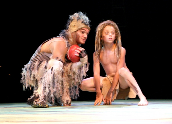 Photo Coverage: TARZAN Premieres at North Shore Music Theatre