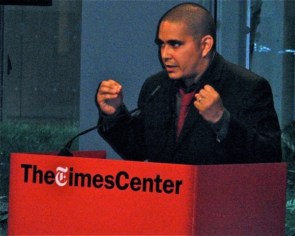 Photo Flash: Kristoffer Diaz Awarded New York Times' Playwright Award