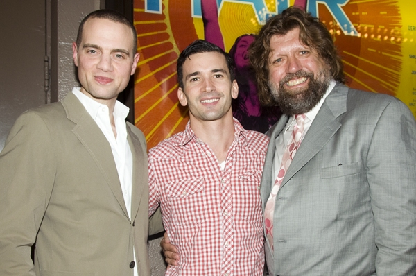 Photo Coverage: Broadway Impact Makes Gay Marriage Announcement