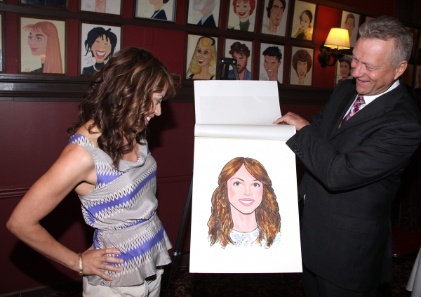 Photo Coverage: Sardi's Salutes THE MOTHERF**KER WITH THE HAT Cast - Complete Coverage!