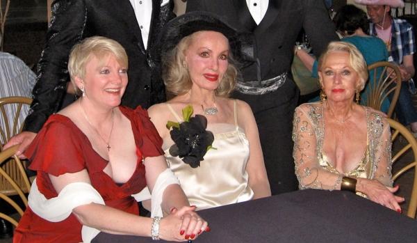 Alison Arngrim, Julie Newmar & Tippi Hedren
