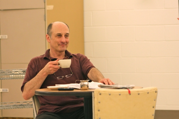 Photo Flash: In Rehearsal with Hangar Theatre's EVER SO HUMBLE