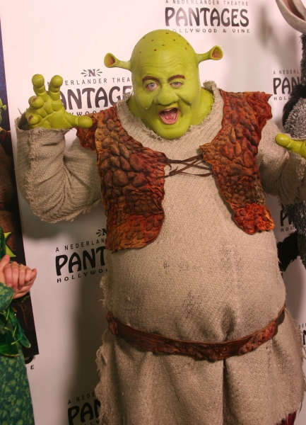 Photo Flash: SHREK Opens at Pantages Theatre!