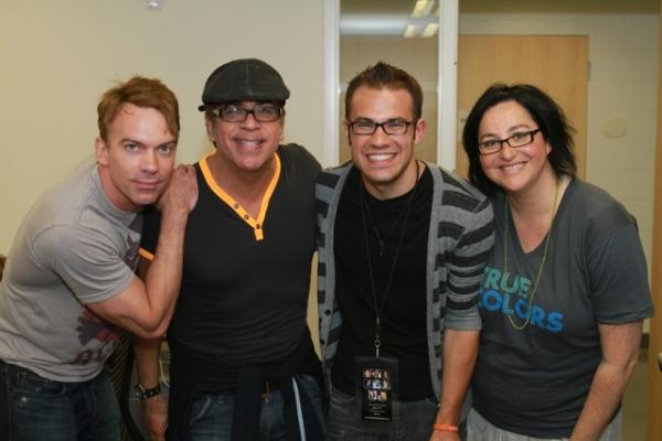 Dave Barrus, Director - Richard Jay-Alexander, Jake McCoy and Annette Tanner