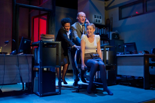 Golda Roshuevel as Honey, Simon Kunz as Only Joe, Robyn Addison as Marie