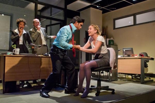 Golda Roshuevel as Honey, Simon Kunz as Only Joe, Shane Zaza as Elvis, Robyn Addison as Marie