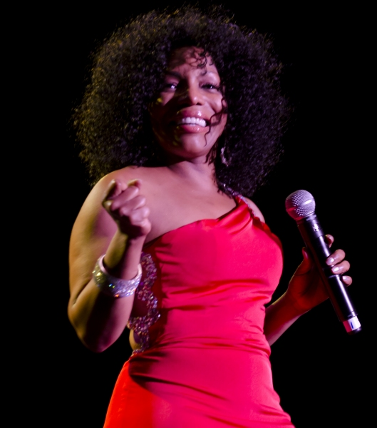 Stephanie Mills Photo