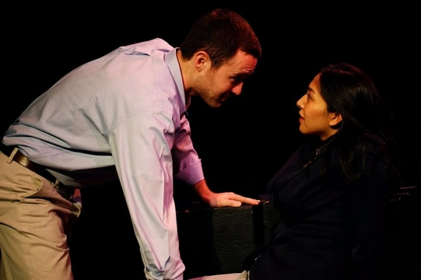 Photo Flash:  Fil-Am Playwright Marisa Marquez's GATED Premieres at Midtown International Theatre Festival, 7/13-7/30