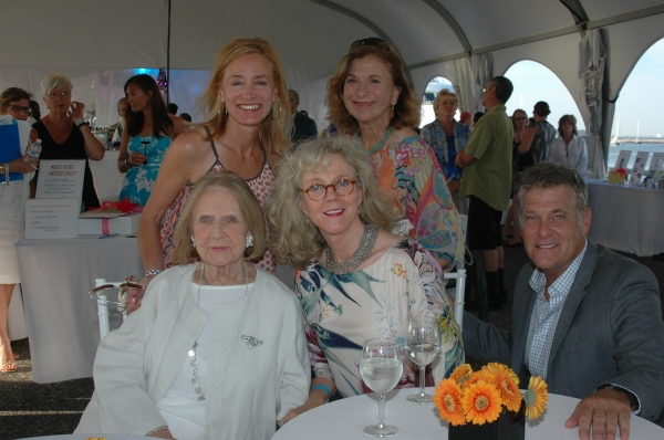 Photo Flash: Bay Street Theatre Celebrates ROCK THE DOCK Summer Gala Benefit
