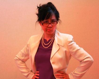 Fran Chen as Mom