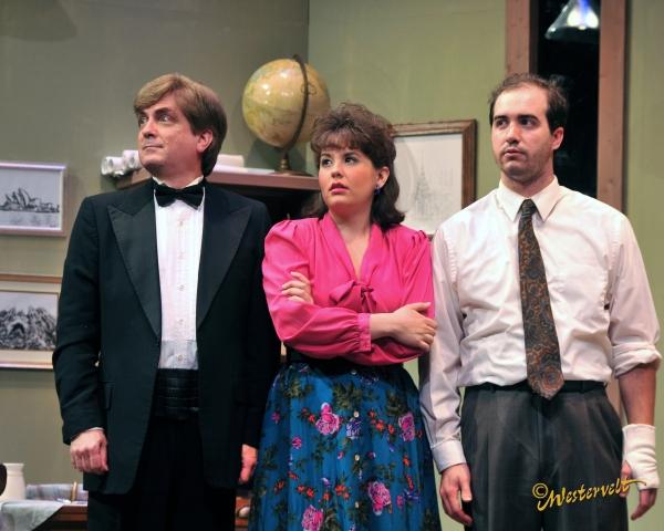 R. Scott Williams, Dana Colagiovanni, and Jody Lee