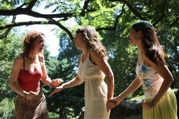 Jelena Stupljanin, Laura Ramadei, and Maria Peyramaure