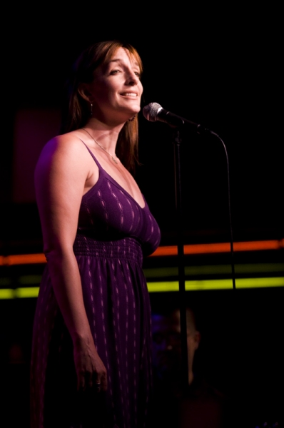 Photo Coverage: Patina Miller, Laura Osnes, Jeremy Jordan & More Sing the Music of Kooman & Dimond at Birdland