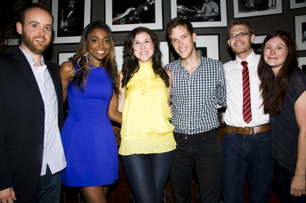 Chris Dimond, Patina Miller, Kate Pines, Anderson Davis, Michael Kooman & Allison Case
