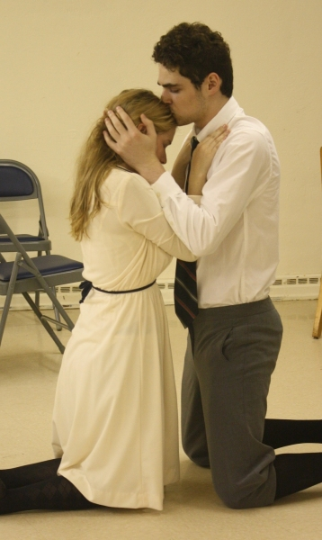 Photo Flash: Un-Common Theatre Begins Rehearsals For SPRING AWAKENING