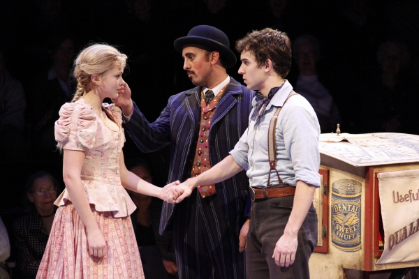 Photo Coverage: Encore Production of OKLAHOMA at Arena Stage- New Production Stills!