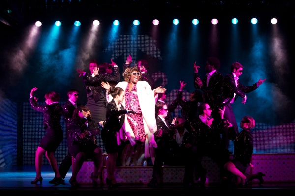 Photo Coverage: GHOST Opens In The West End!