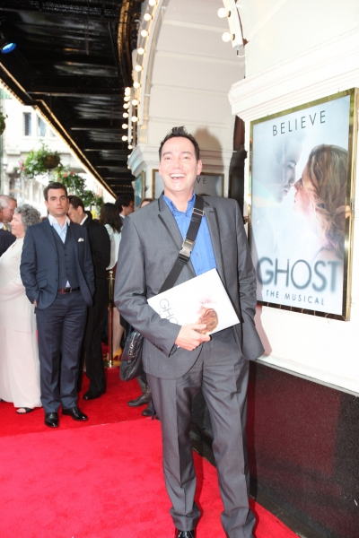 Craig Revel Horwood at GHOST THE MUSICAL Opening Night Red Carpet!