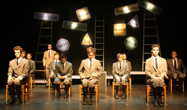 Matt Goldstein and Jacob Rosenbaum, Matt Hawley, David Groccia, Dillon Tognacci , Ryan Goodwin, Luke Doyle, Noah Bridgestock, Sean Neary, Kenneth Donovan, Corey Cadigan, Brendan Duquette, Daniel Buckley
