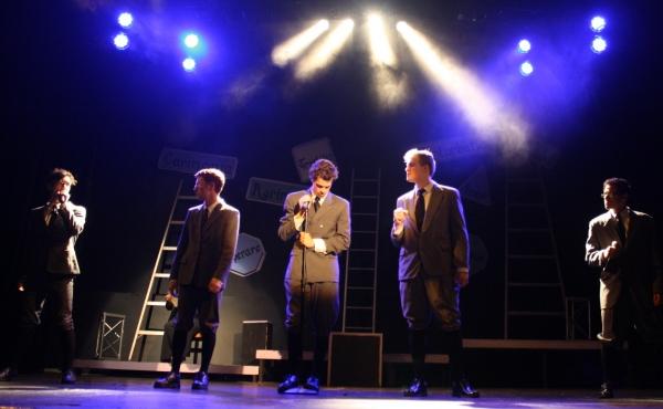 Photos: On Stage Photos of Un-Common's SPRING AWAKENING