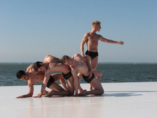 Photo Flash: Inside the Fire Island Dance Festival