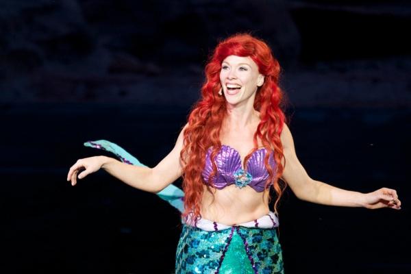 Michelle Pruiett as Ariel