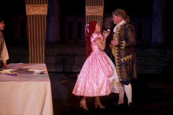 Michelle Pruiett (Ariel), Ryan Anderson (Grimsby)