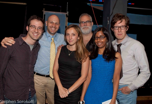Will Aronson, Brian Prather, Adrienne Cambell-Holt, William Finn, Natasha Sinha, Sam Salmond
