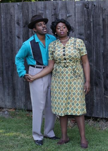 Tobie Windham (Floyd) and Omoze Idehenre (Vera)