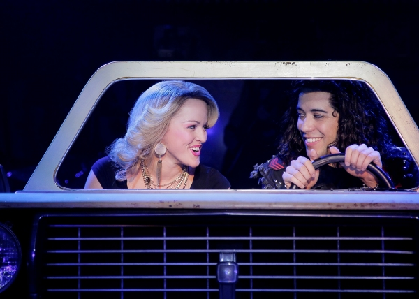 BWW Interviews: ROCK OF AGES' Dan Domenech Talks Being a '90s Grunge Kid and Bud Frump