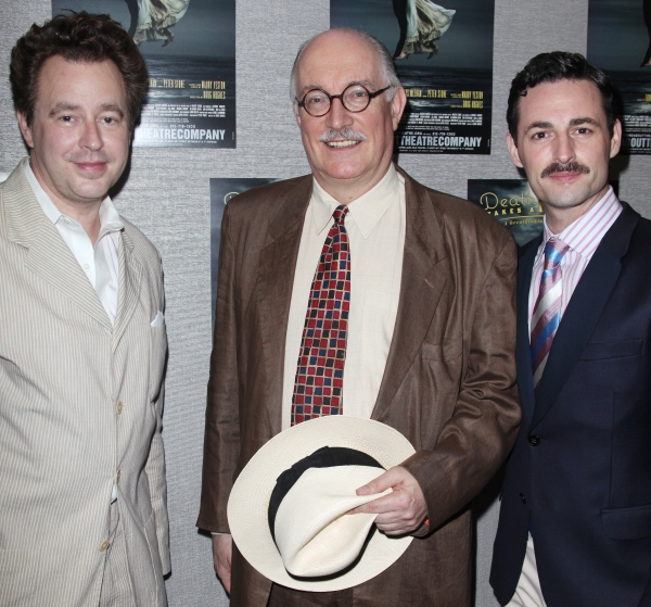 Don Stephenson, Simon Jones & Max Von Essen