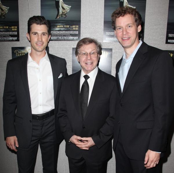 Matt Cavenaugh, Maury Yeston & Kevin Earley