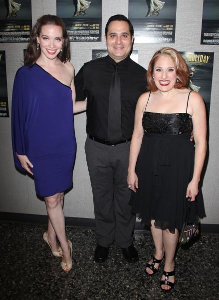 Patricia Noonan, Jay Jaski & Joy Hermalyn