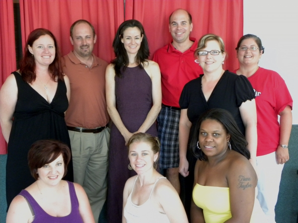 Photo Flash: Inside the Freddie G Teacher Experience