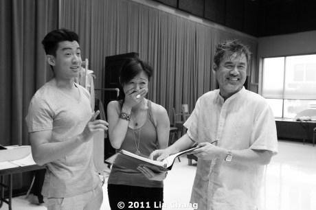 Photos: Chinglish In Rehearsal