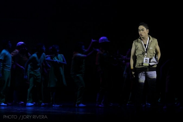 Photo Flash: A New Musical on Cory Aquino Tours Northern Philippines