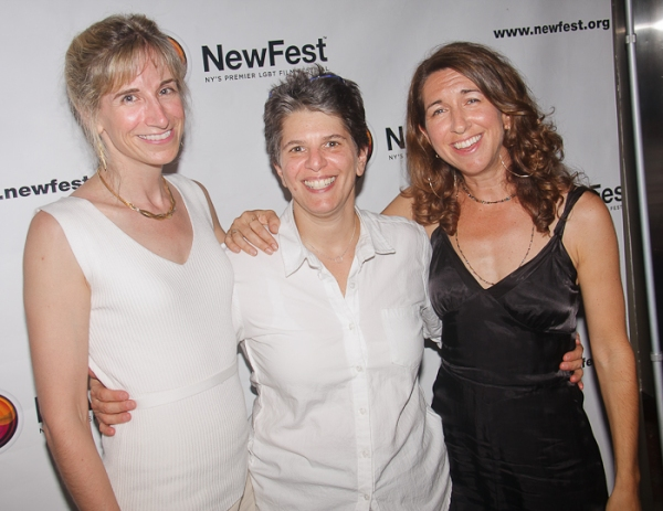 Elisabeth Sperling, Leslie Klainberg and Trish Dalton
