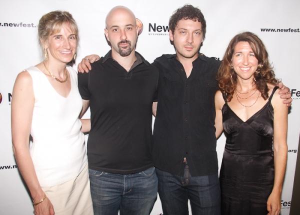 Elisabeth Sperling, David Soll, Paul Trubachik and Trish Dalton
