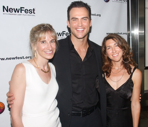 Photo Coverage: Cheyenne Jackson, Mandy Gonzalez, et al. at ONE NIGHT STAND Premiere