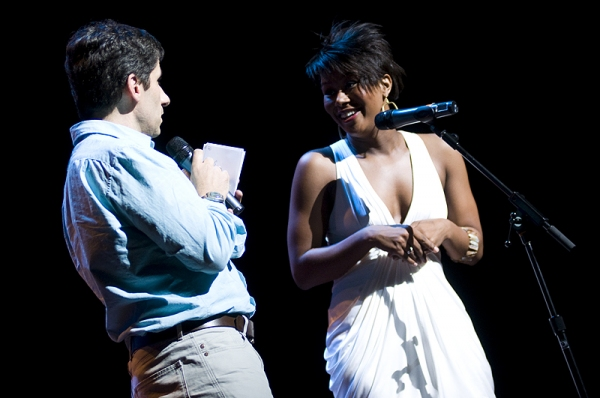 Photo Coverage: Gavin Creel, Nikki M. James, and More at BROADWAY STANDS UP FOR FREEDOM