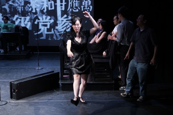 A staged concert of Heading East, a Richard Rodgers Development Award-winning musical by Robert Lee and Leon Ko, for three performances only- May 24, 25, 26, at the Lila Acheson Wallace Auditorium at Asia Society in New York. Asia Society will benefit fro
