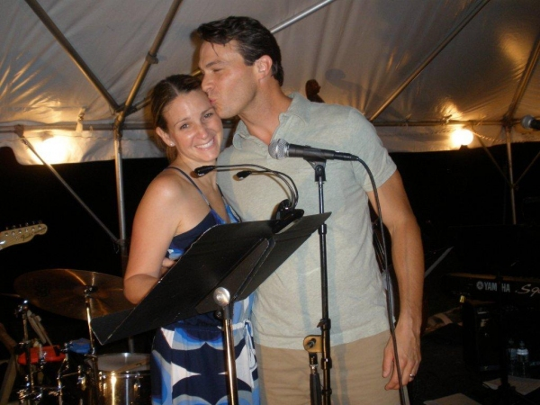 Photo Flash: The Development Wing Hosts Broadway Under the Stars
