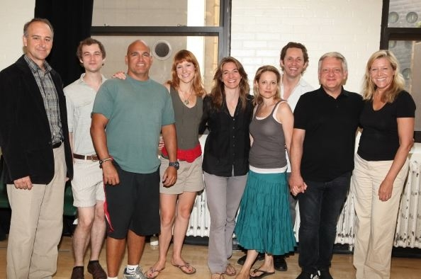 Photo Flash: In Rehearsal with ATC's BLUEBIRD