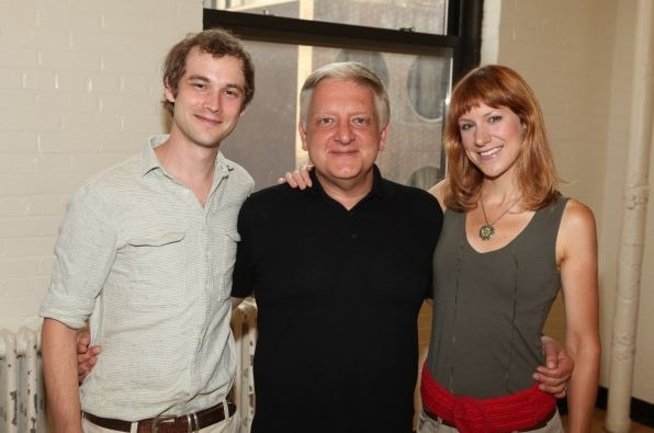 Tobias Segal, Russell Beale, Charlotte Parry